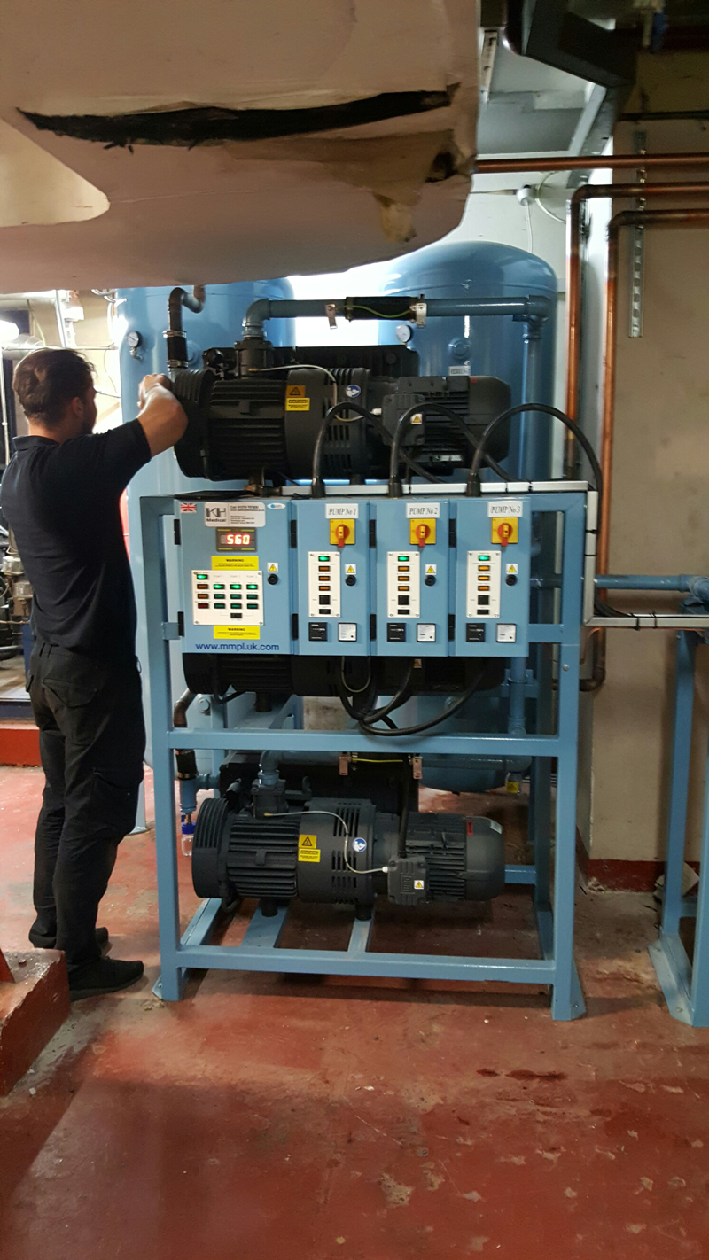 Medical Gas Supply Installation And Maintenance Case Studies